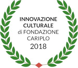 Premio Innovazione Culturale di Fondazione Cariplo