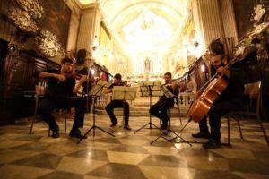 Giovani Quartetti nelle dimore storiche