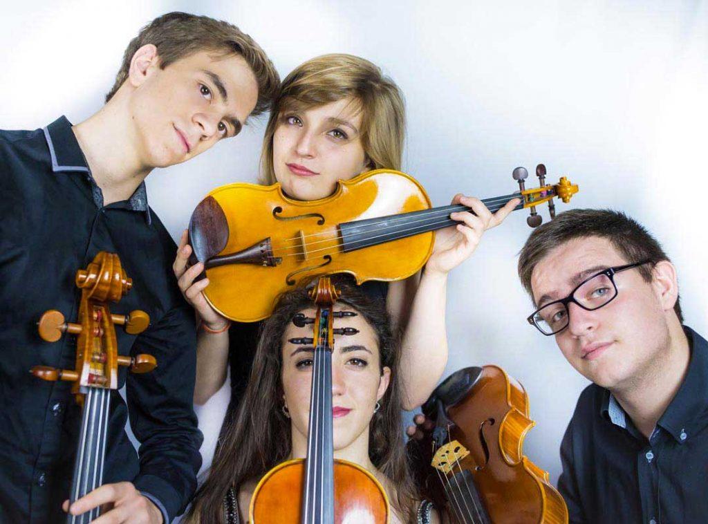 Quartetto Elsa Le Dimore Del Quartetto