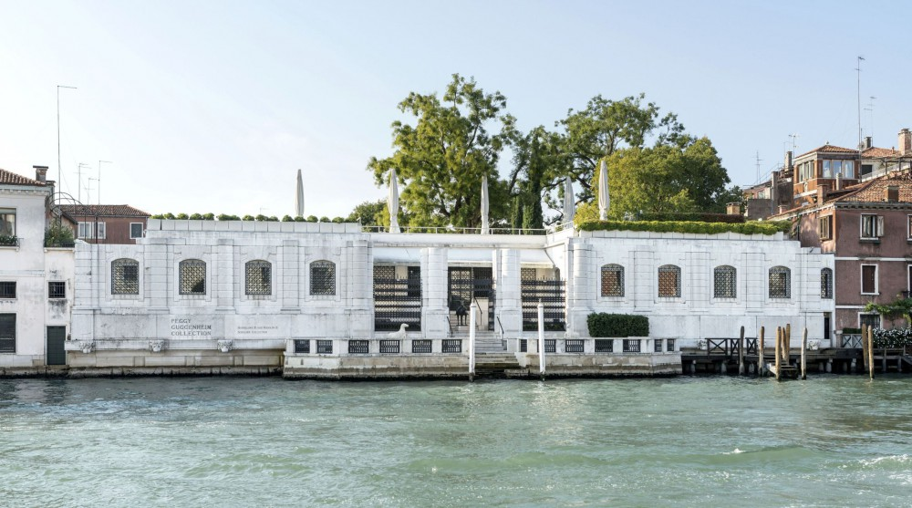 AUGUST 26 | PEGGY GUGGENHEIM COLLECTION, VENICE