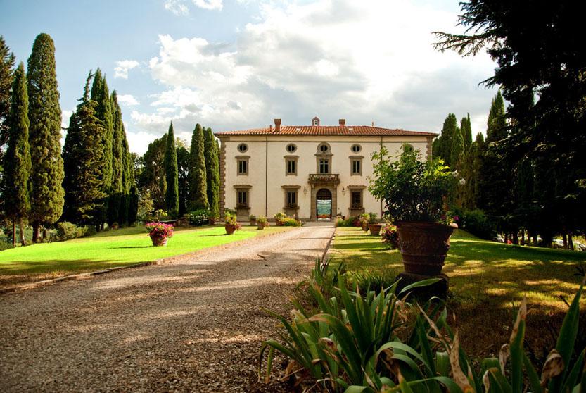 Villa Di Bivigliano Vaglia Fi Le Dimore Del Quartetto