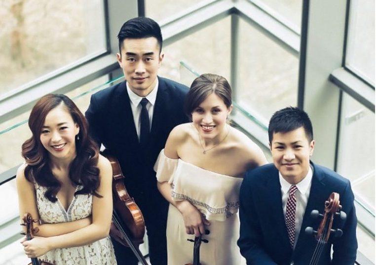 ROLSTON STRING QUARTET – Le Dimore del Quartetto