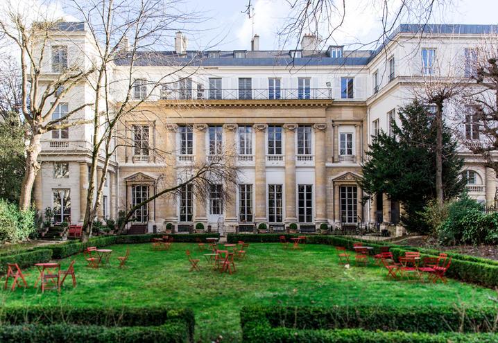 istituto italiano cultura parigi