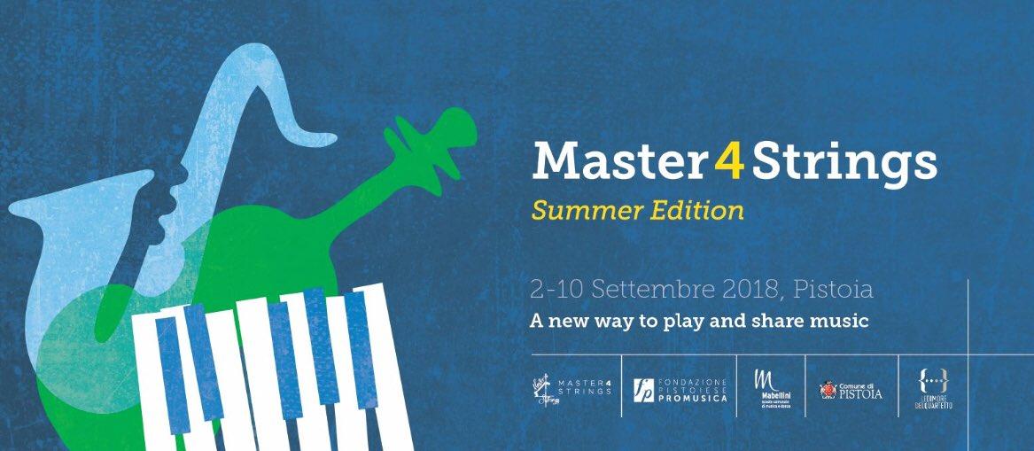 dimore quartetto master 4 strings summer