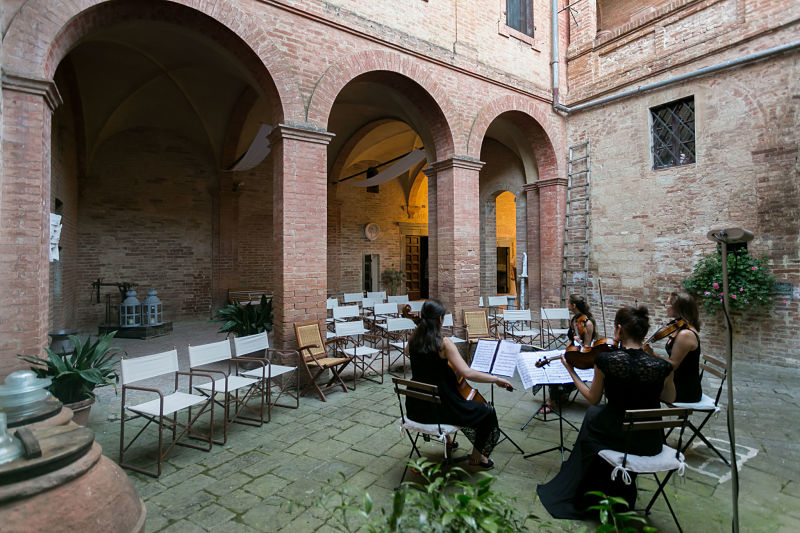 New Music Quartet_Castello di San Fabiano2