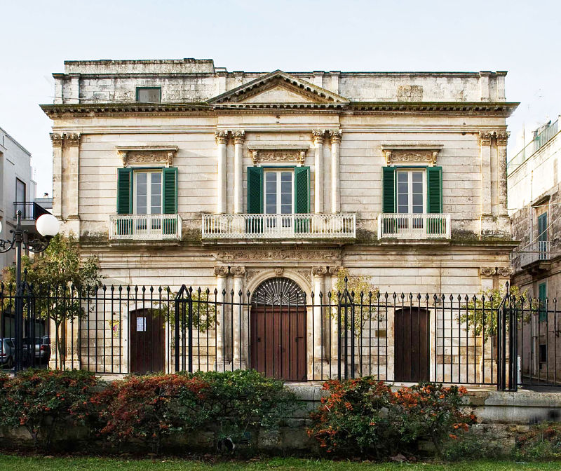 Palazzo Aurisicchio_Le Dimore del Quartetto