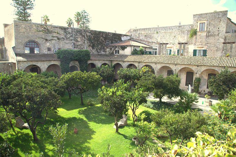 Palazzo Ducale Alessano_Dimore del Quartetto