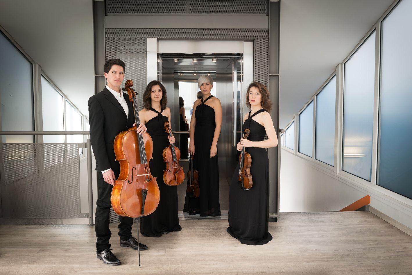 dimore quartetto echos 2