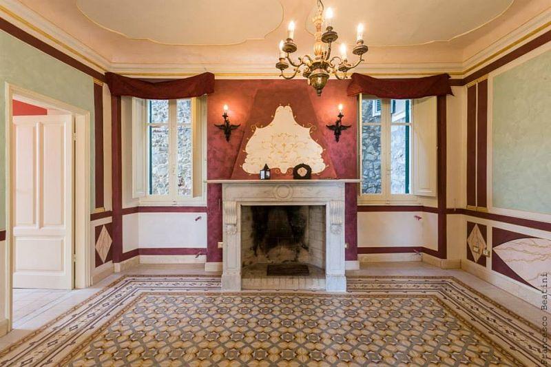 sala inferiore_Villa Contessa; Le Dimore del Quartetto