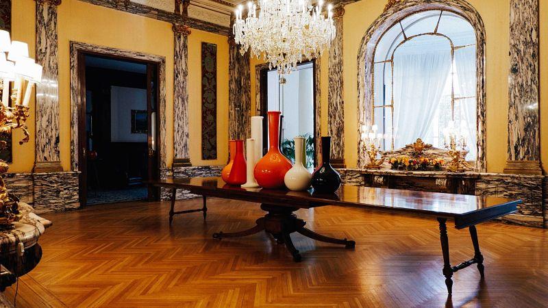 Embajada Italiana.Le DImore del Quartetto