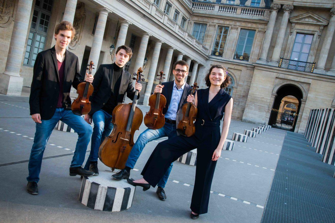 Bellefeuille Quartet