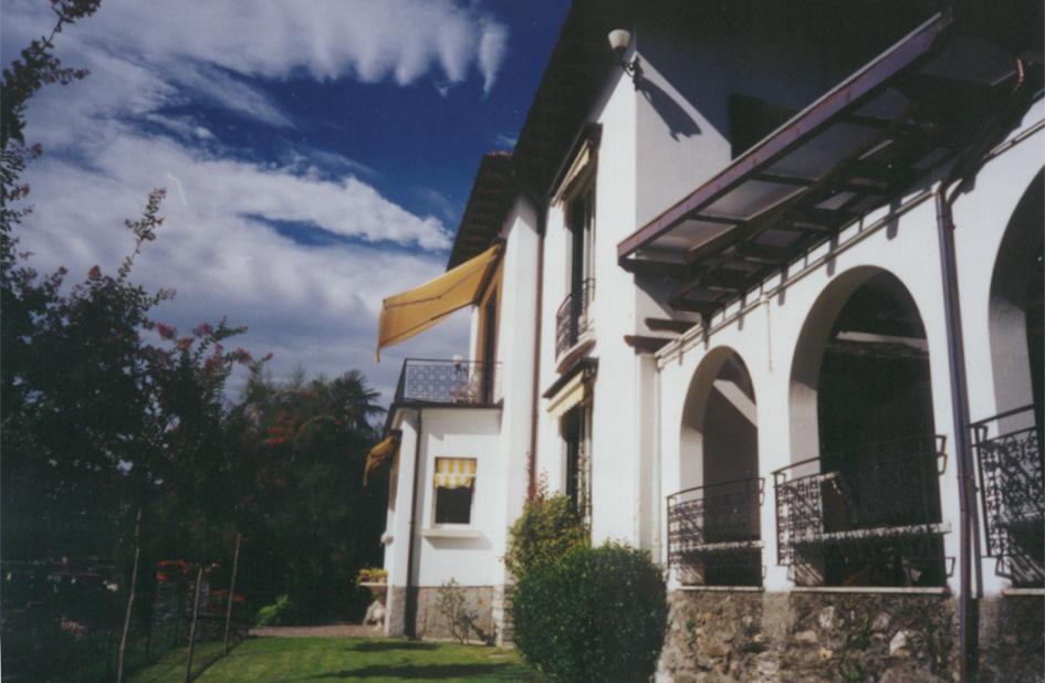 dimore quartetto Cernobbio Villa Chicca
