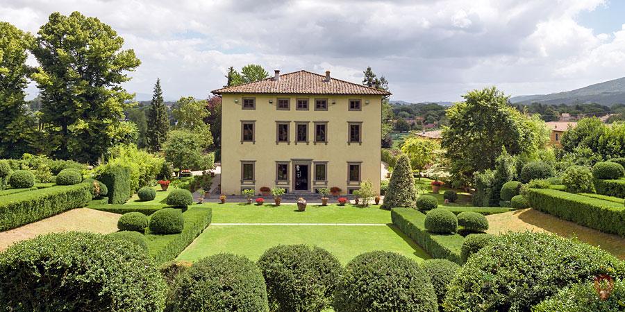 dimore quartetto villa bernardini