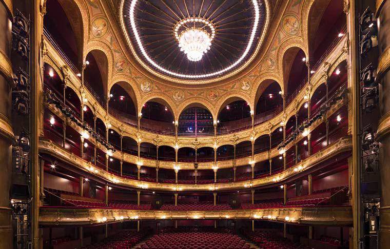dimore quartetto Théâtre du Châtelet 0