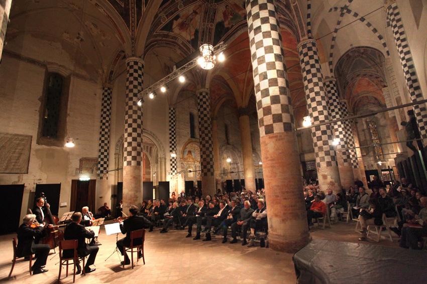 dimore quartetto Alba Chiesa San Domenico
