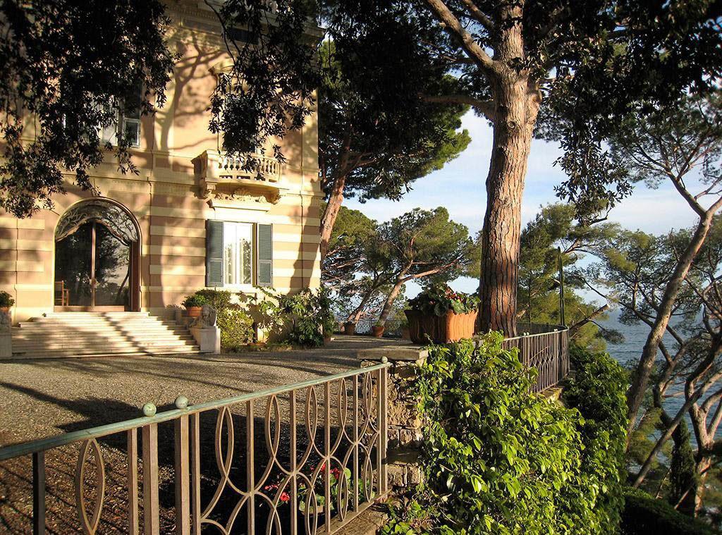 dimore quartetto villa pini bogliasco 5