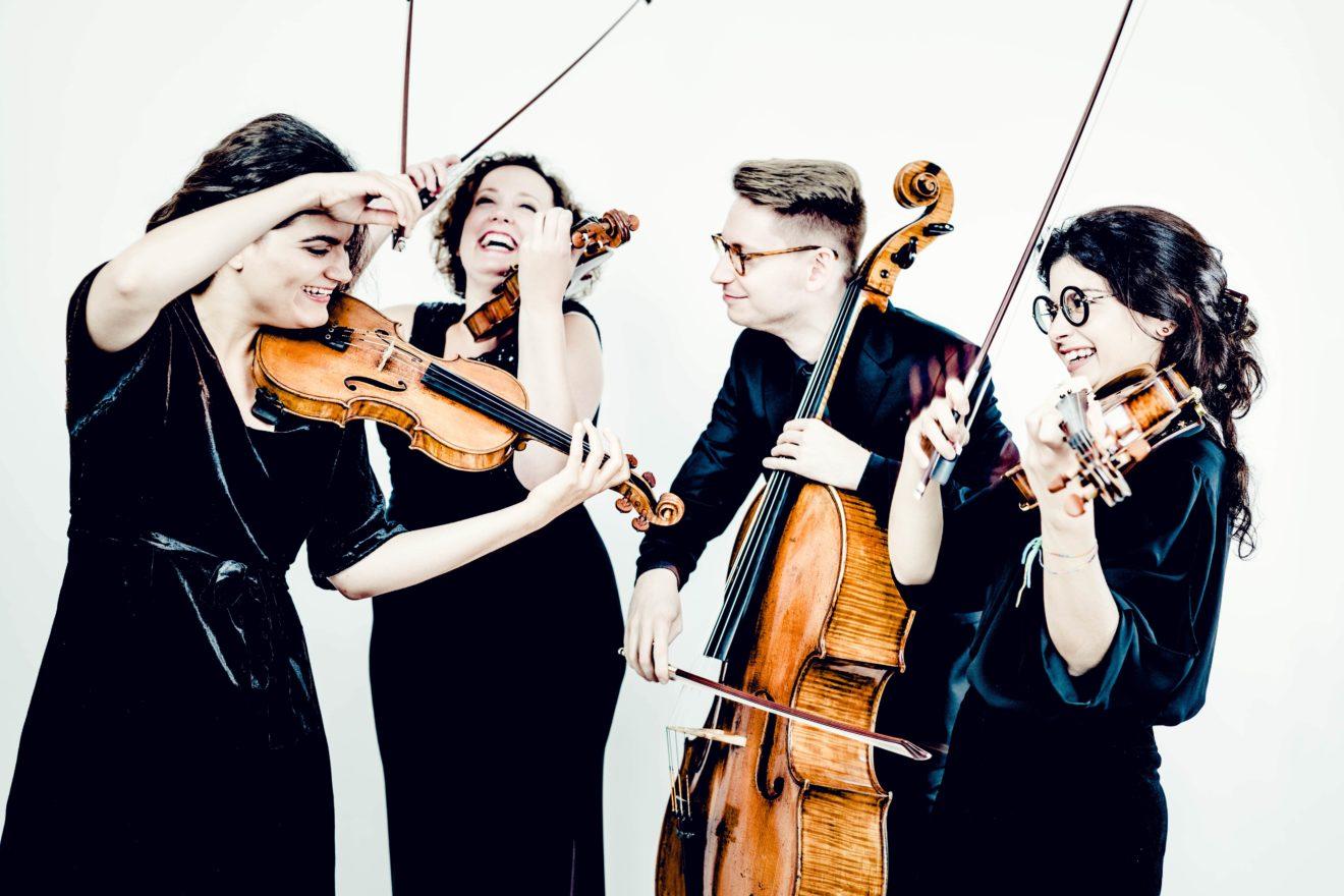 dimore quartetto_chaos string quartet(c) Andrej Grilc