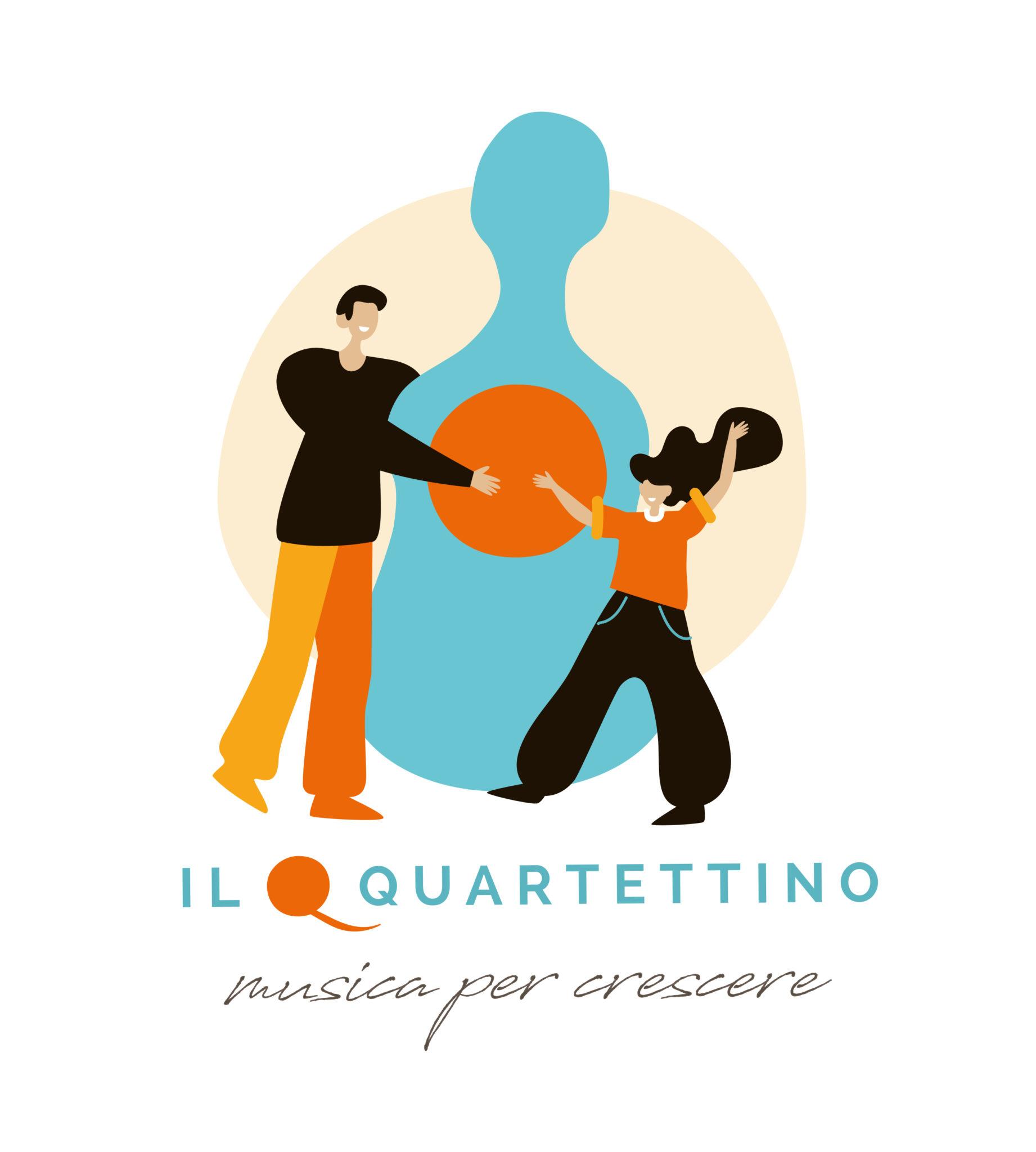 quartetto_milano_Il Quartettino Logo generico