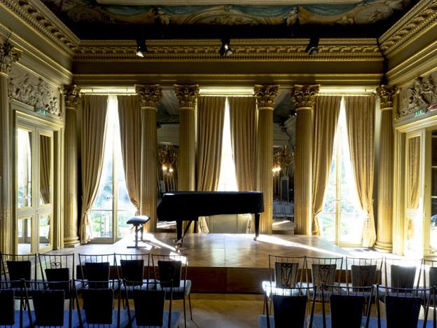 dimore quartetto istituto italiano cultura parigi
