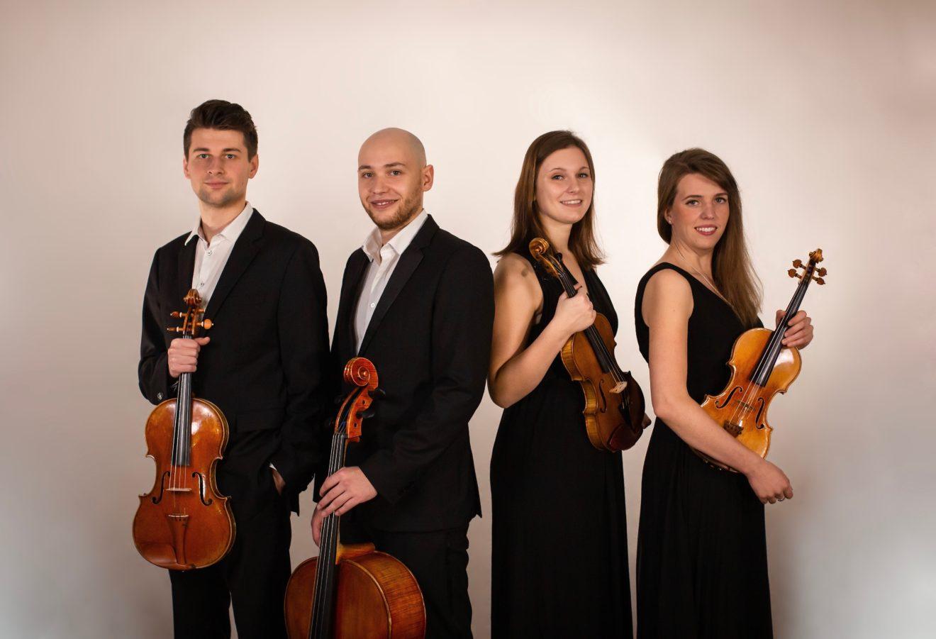 dimore quartetto_Vigato Quartet ©Winfried Hyronimus