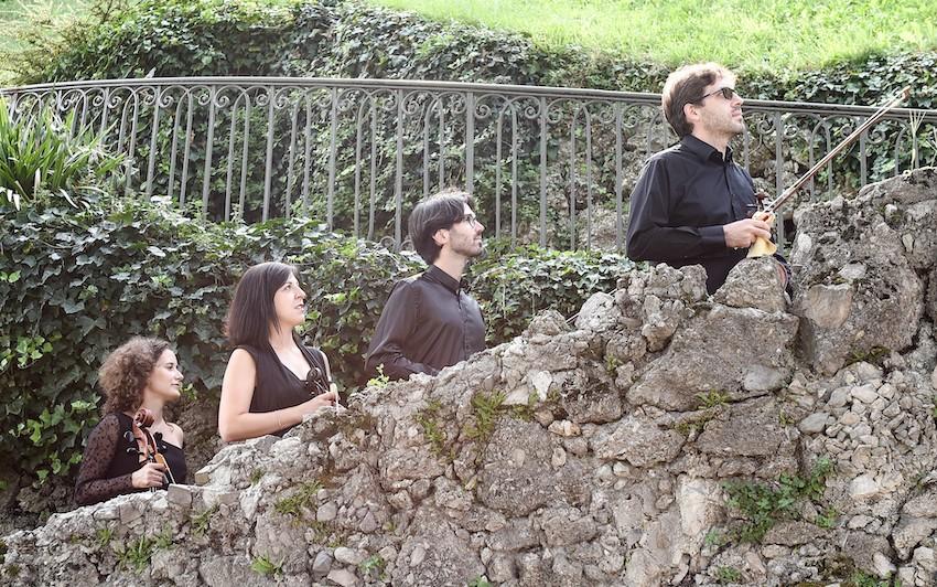 dimore quartetto_A.M.I. String Quartet