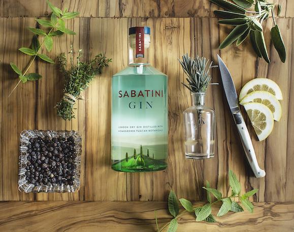 dimore quartetto sabatini gin