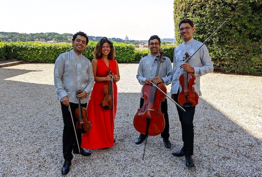 dimore quartetto Henao_Cappabianca