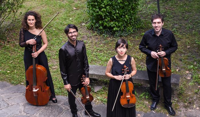 dimore quartetto alla maniera italiana 0