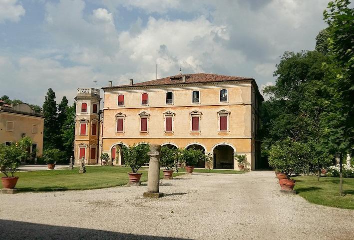 dimore quartetto villa albrizzi