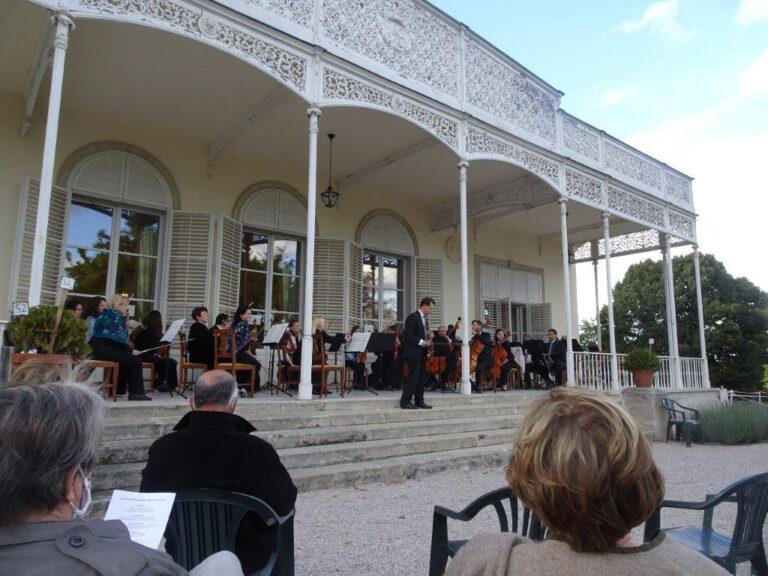 dimore quartetto Károlyi kastély 1