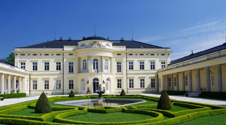 dimore quartetto Károlyi kastély