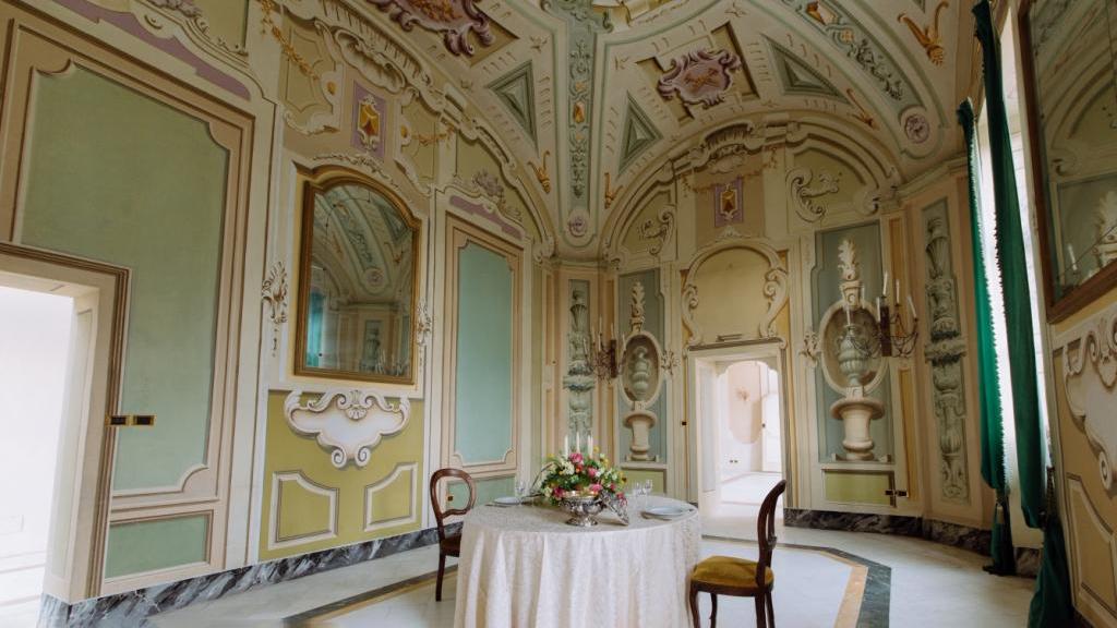 dimore quartetto Villa Luigina 12