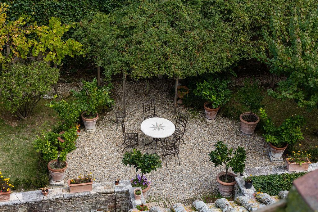 dimore quartetto abate naldi giardino