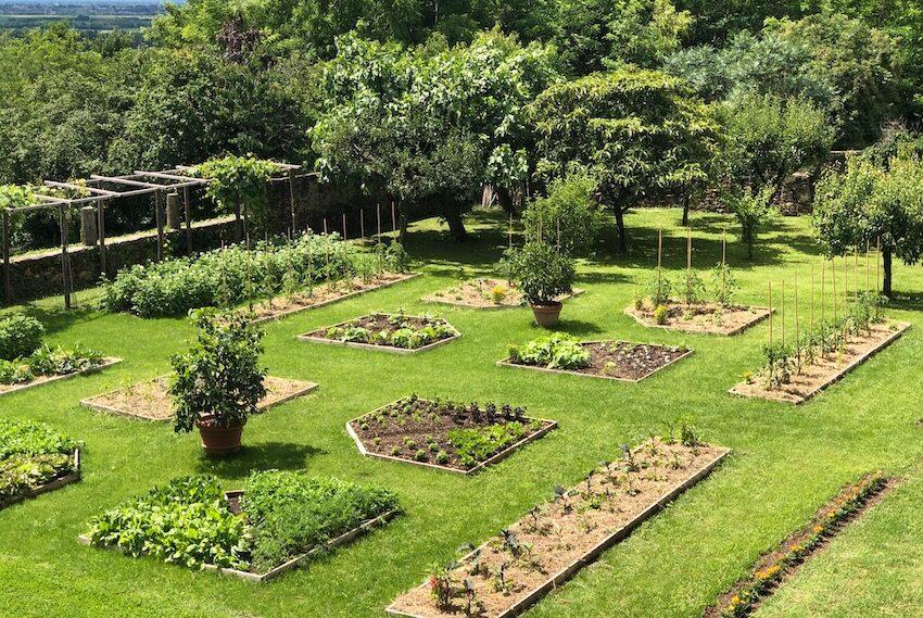 dimore quartetto giardino orto lajolo 2