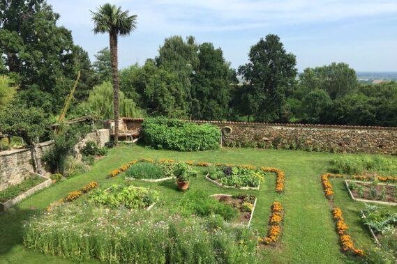dimore quartetto giardino orto lajolo 3