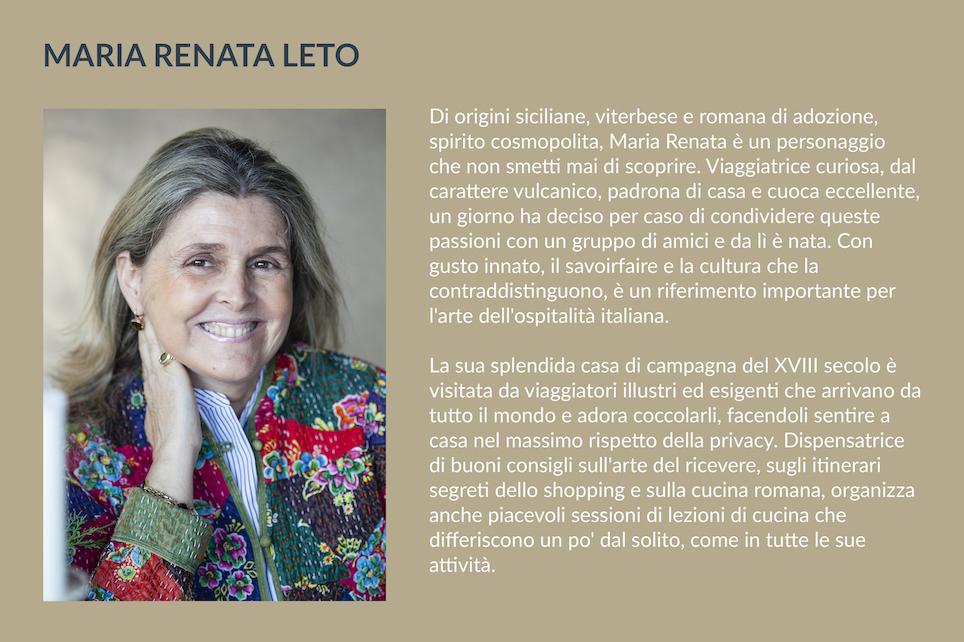 dimore quartetto maria renata leto bio editoriale