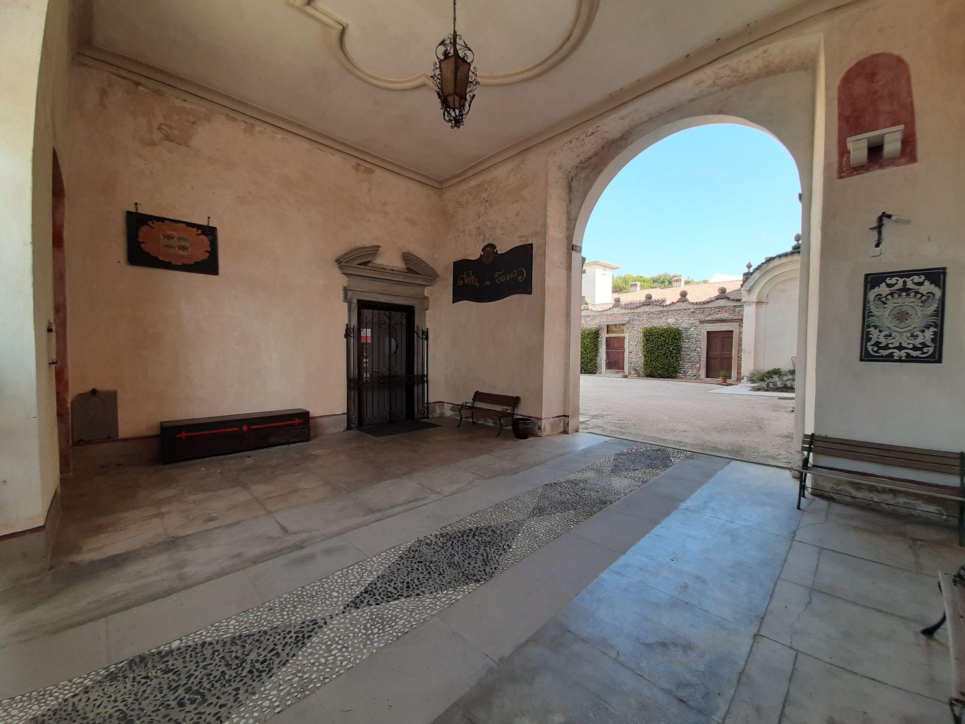 dimore quartetto La Celadina - Villa dei Tasso 3 (1)