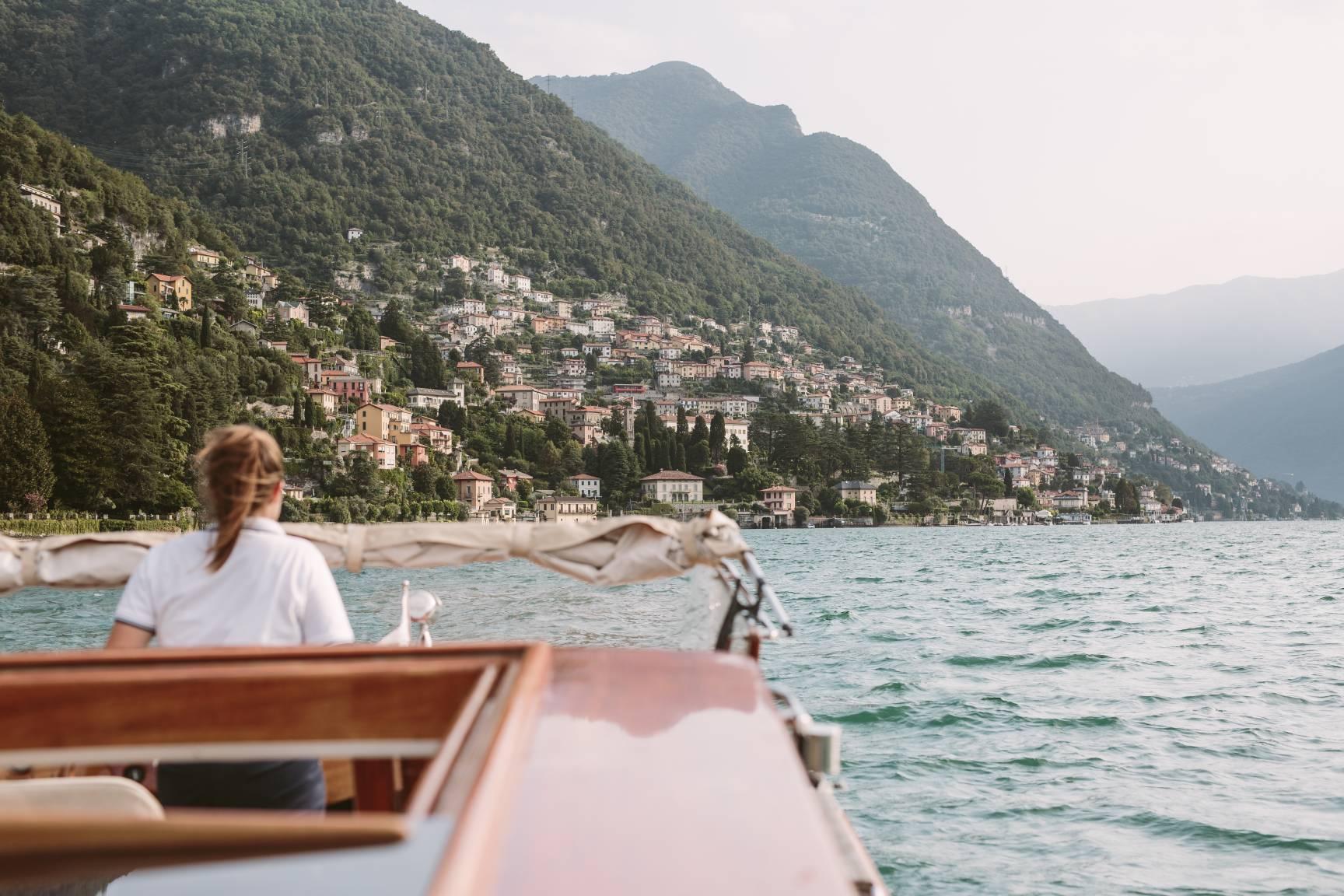 dimore quartetto Villa Flori Boat Tour (1)