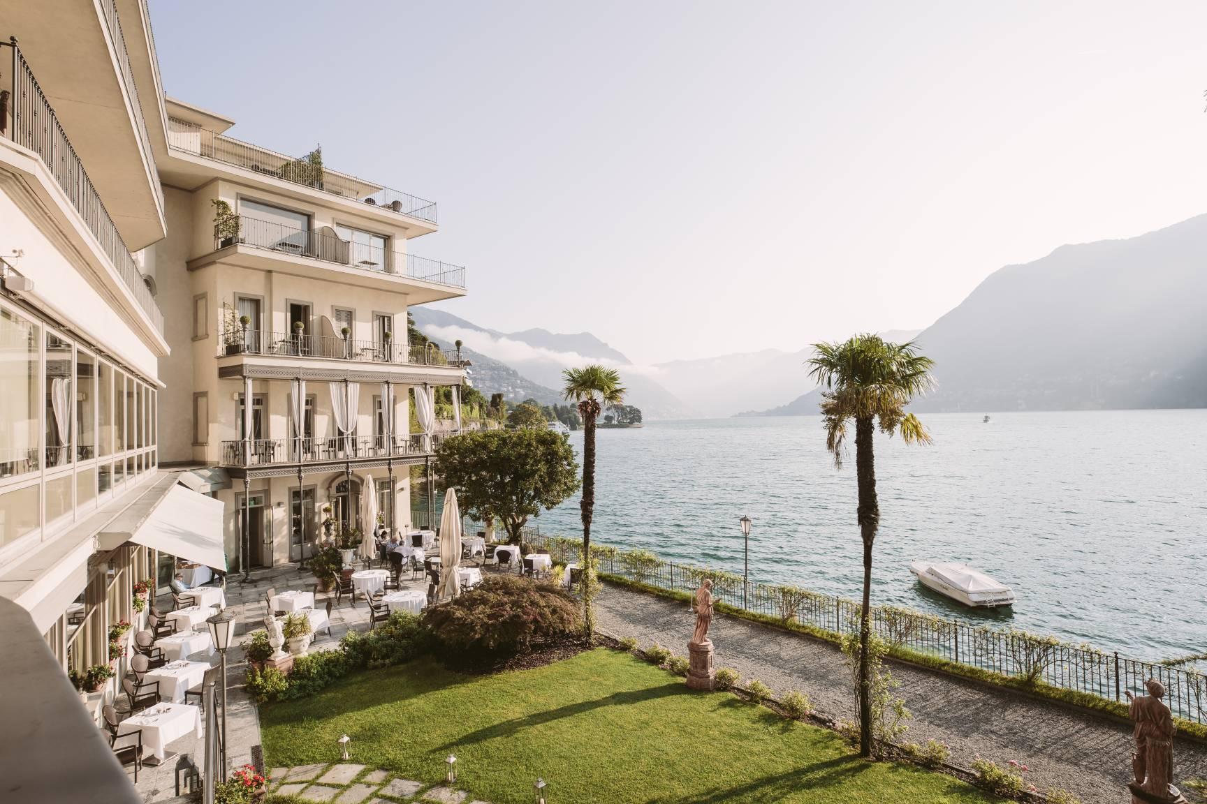 dimore quartetto Villa Flori Esterno (1)