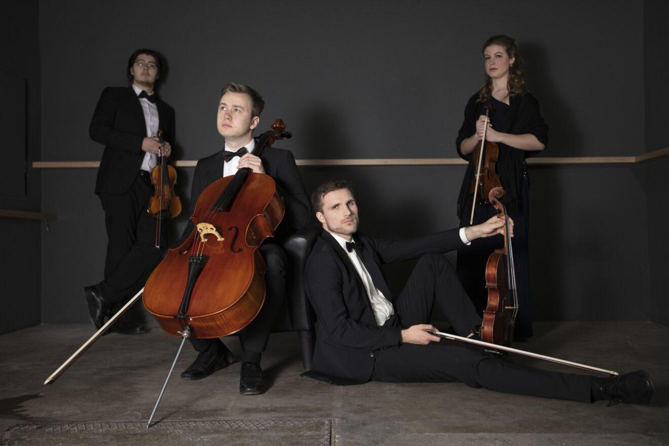 dimore quartetto Alinea