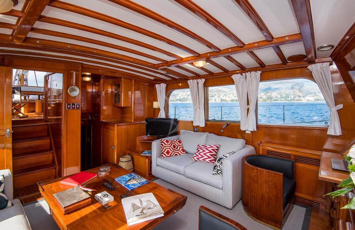 dimore quartetto Moncada barca epoca sea prince