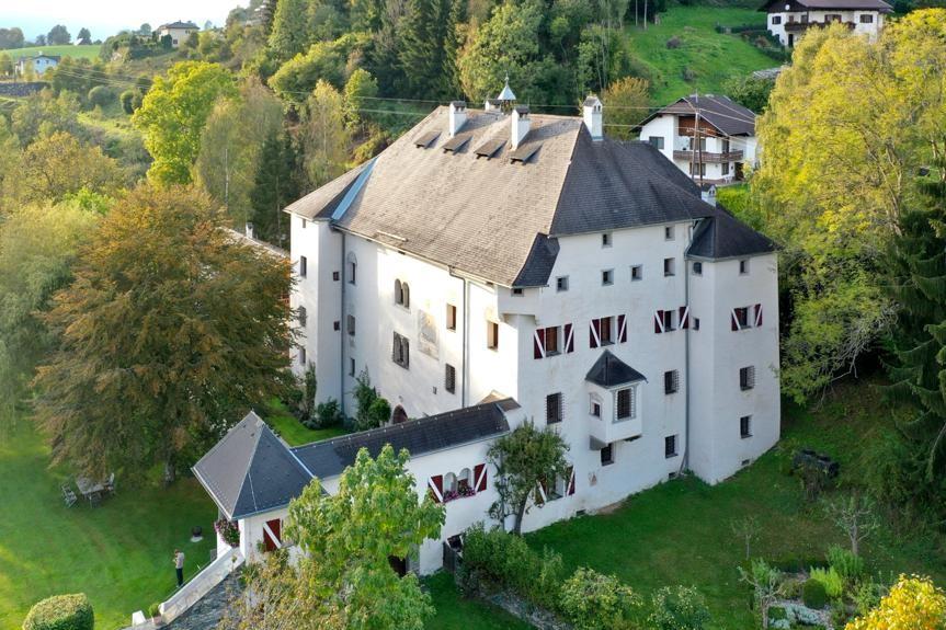dimore quartetto Schloss Bach