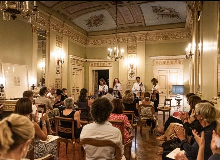 dimore quartetto Palazzo Brancadoro (Ph. Marilena Imbrescia) 1