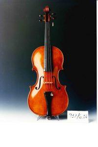dimore quartetto violino bisiach 932 g 38 a