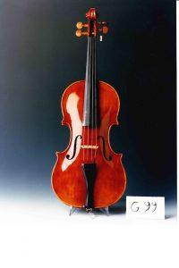 dimore quartetto violino bisiach g99 a